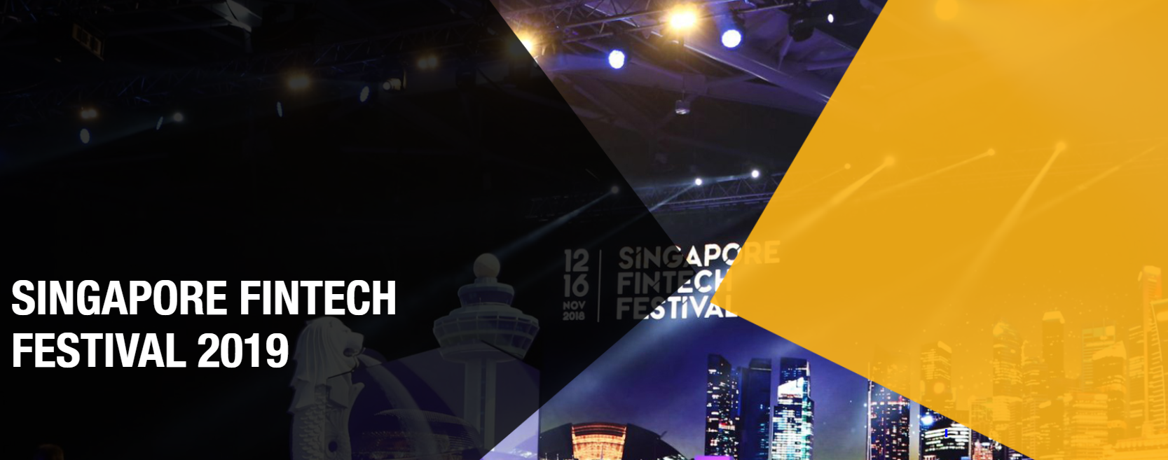 Événement fintech 2019 - Singapore Fintech Festival
